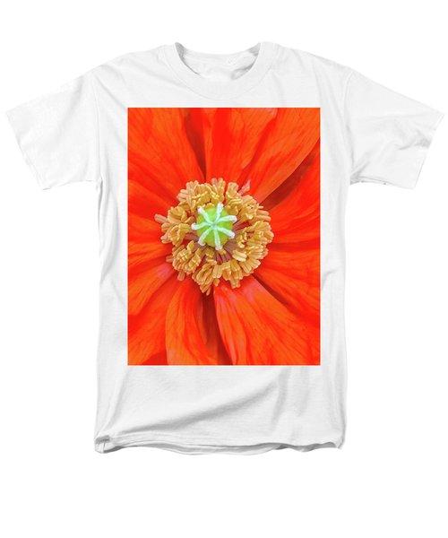 Center Of The Universe Men's T-Shirt  (Regular Fit) by Bruce Carpenter