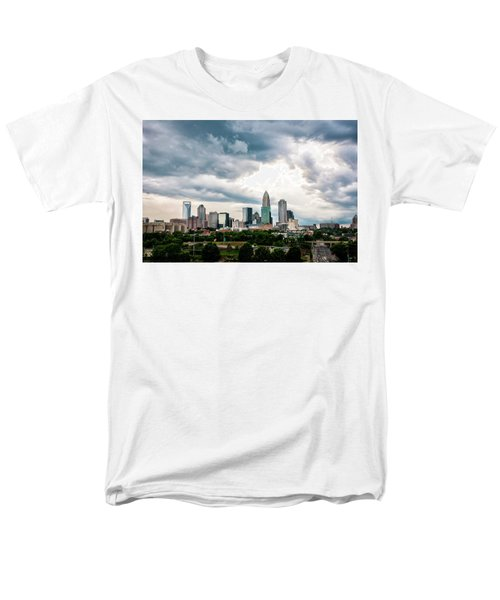 Charlotte In The Clouds Men's T-Shirt  (Regular Fit) by Phyllis Peterson