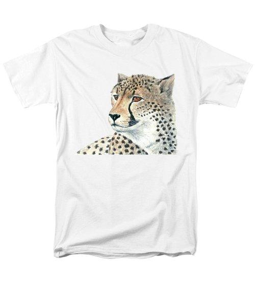 Cheetah Men's T-Shirt  (Regular Fit) by Katerina Kirilova