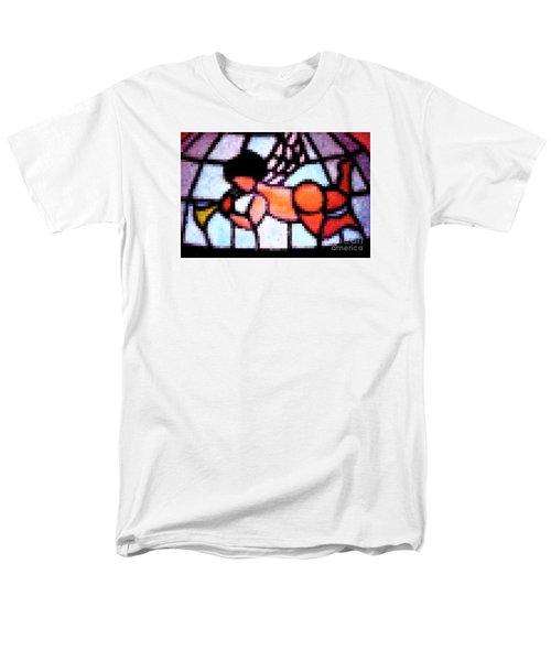 Men's T-Shirt  (Regular Fit) featuring the photograph Cherub Art  by Juls Adams