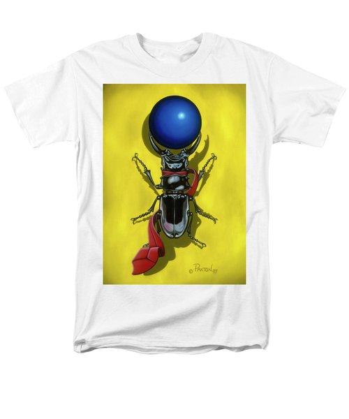 Childhood Pinch Men's T-Shirt  (Regular Fit)