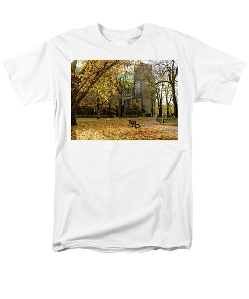 Christchurch Cathedral Men's T-Shirt  (Regular Fit) by Keith Boone