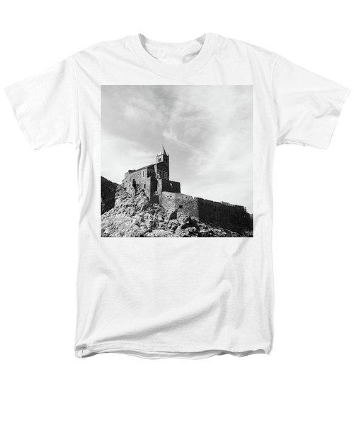 Church Of San Pietro II Men's T-Shirt  (Regular Fit) by Joseph Westrupp