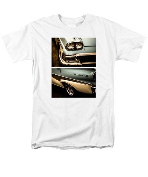 Classic Duo 1 Men's T-Shirt  (Regular Fit) by Ryan Weddle