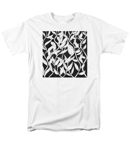 Climb The Vine Men's T-Shirt  (Regular Fit) by Lou Belcher