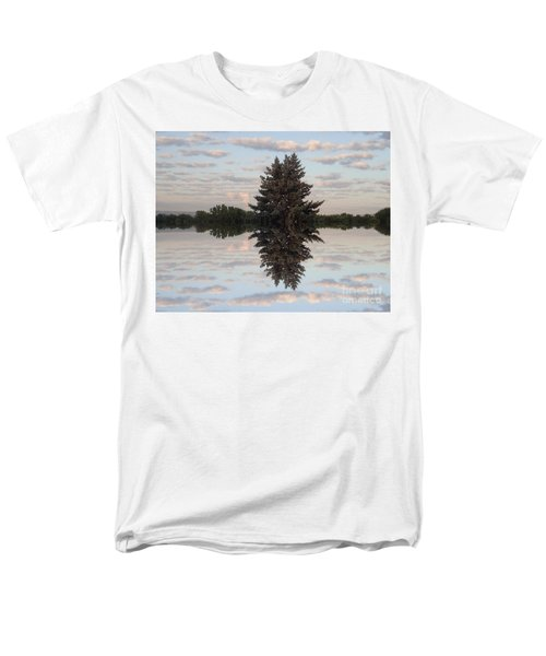 Clouds Up And Down Men's T-Shirt  (Regular Fit) by Christina Verdgeline