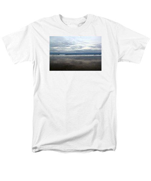Cloudy Reflections Men's T-Shirt  (Regular Fit)