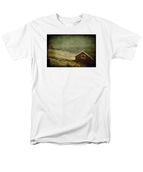 Coast Of Norway Men's T-Shirt  (Regular Fit) by Vittorio Chiampan