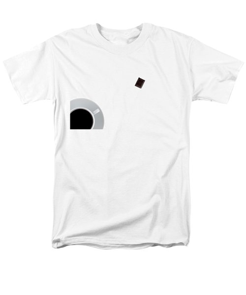 Men's T-Shirt  (Regular Fit) featuring the photograph Coffee And Chocolade by Gert Lavsen