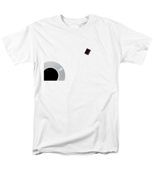 Coffee And Chocolade Men's T-Shirt  (Regular Fit) by Gert Lavsen