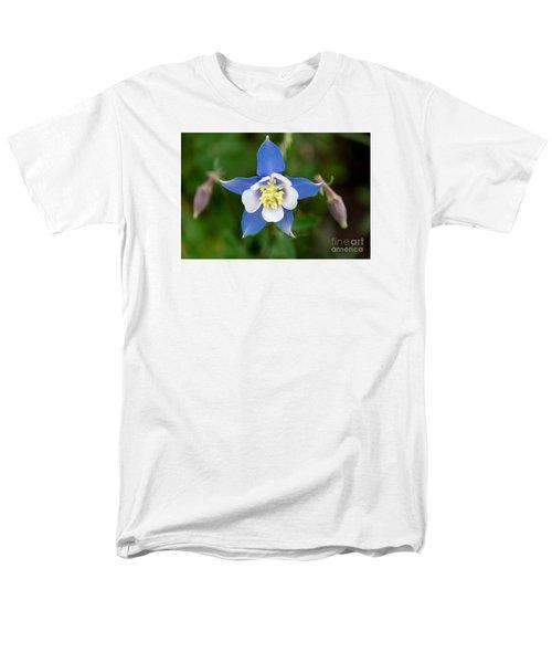 Colorado Blue Men's T-Shirt  (Regular Fit)