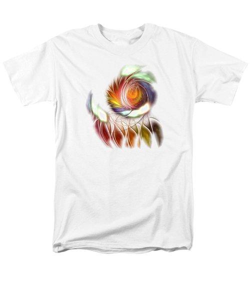Colorful Promenade Men's T-Shirt  (Regular Fit)