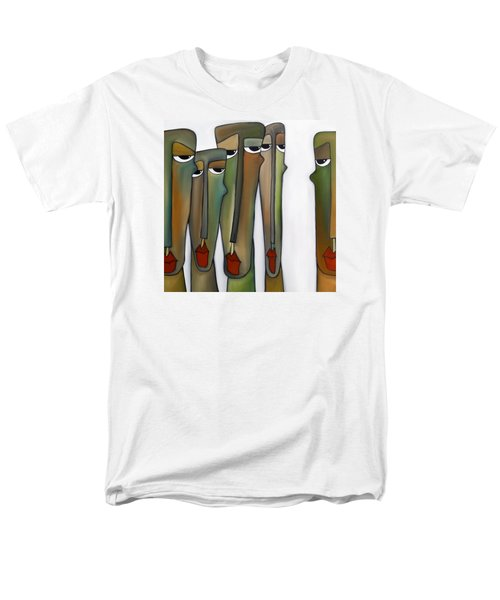 Constituents Men's T-Shirt  (Regular Fit) by Tom Fedro - Fidostudio