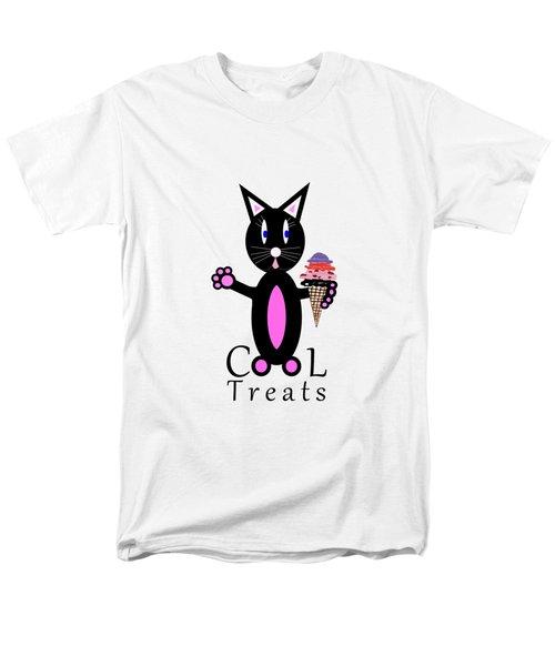 Cool Treats Men's T-Shirt  (Regular Fit)
