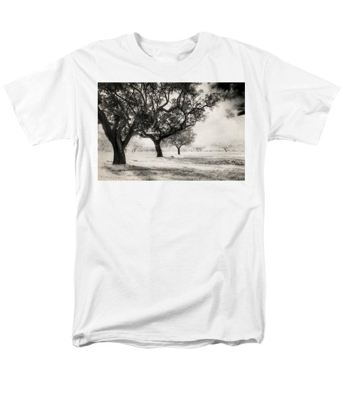 Cork Trees Men's T-Shirt  (Regular Fit) by Celso Bressan