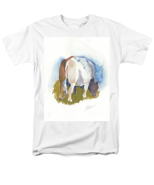 Cow I Men's T-Shirt  (Regular Fit)