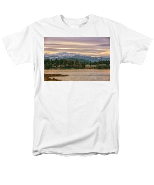 Men's T-Shirt  (Regular Fit) featuring the photograph Craig Bay by Randy Hall
