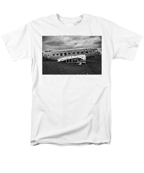 Crash Men's T-Shirt  (Regular Fit) by Wade Courtney