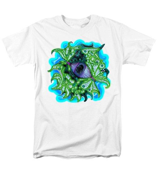 Creature Eye Men's T-Shirt  (Regular Fit) by Adria Trail