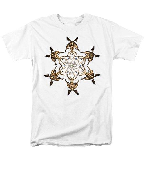 Crystal 24 Men's T-Shirt  (Regular Fit) by Robert Thalmeier
