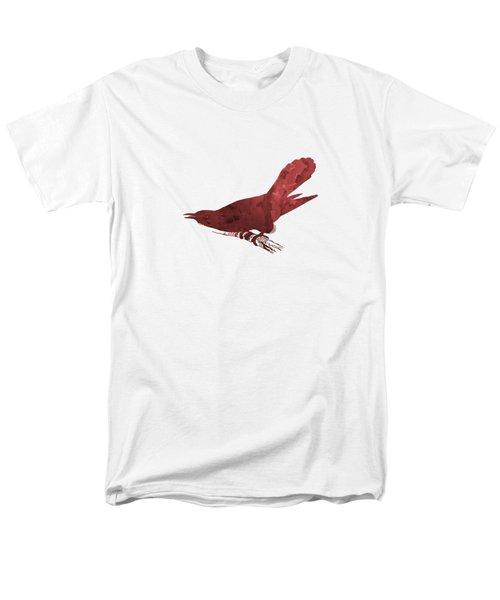 Cuckoo Men's T-Shirt  (Regular Fit) by Mordax Furittus