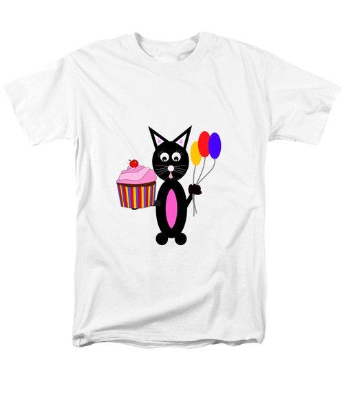 Cup Cake Party Men's T-Shirt  (Regular Fit) by Kathleen Sartoris