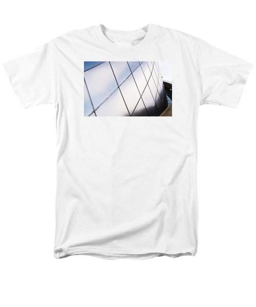 Curve Of The Cone Men's T-Shirt  (Regular Fit) by Martin Cline