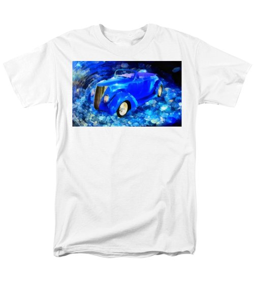 Custom Car  Men's T-Shirt  (Regular Fit) by Joseph Hollingsworth