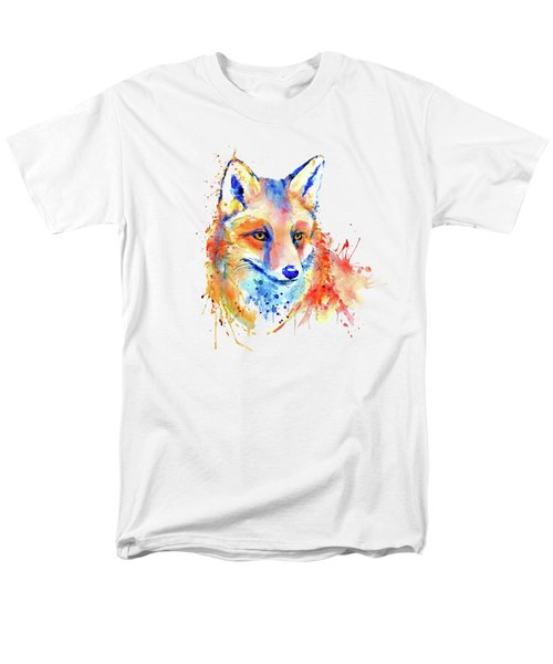 Cute Foxy Lady Men's T-Shirt  (Regular Fit) by Marian Voicu