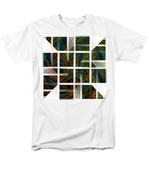 Cutting Life Men's T-Shirt  (Regular Fit) by Thibault Toussaint