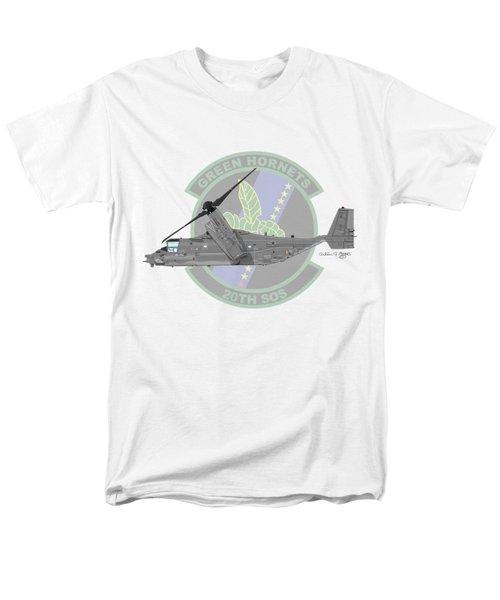 Cv-22b Osprey 20sos Men's T-Shirt  (Regular Fit) by Arthur Eggers