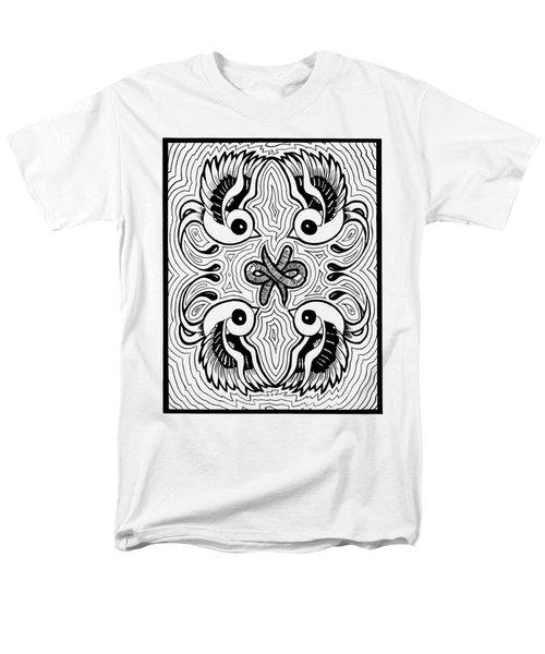 Da Boids Men's T-Shirt  (Regular Fit) by Vicki Von Doom