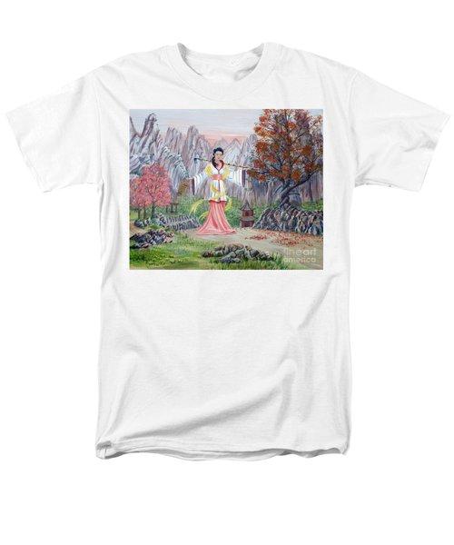 Dai Yuu Men's T-Shirt  (Regular Fit)