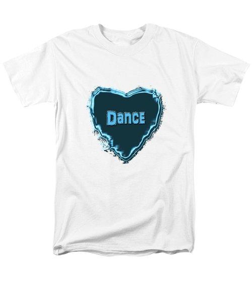 Men's T-Shirt  (Regular Fit) featuring the digital art Dance by Linda Prewer