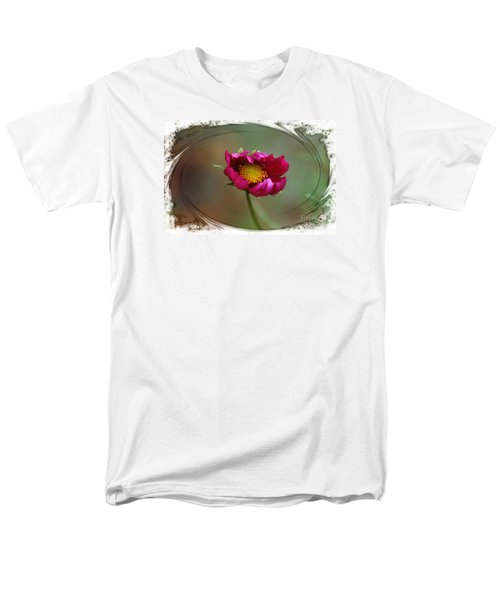 Dancing With Wind Men's T-Shirt  (Regular Fit) by Yumi Johnson