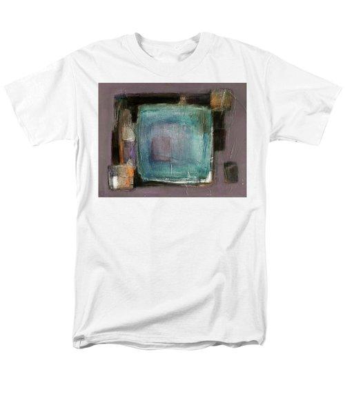 Pink Men's T-Shirt  (Regular Fit) by Behzad Sohrabi