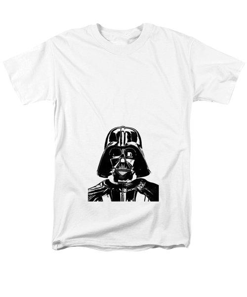 Darth Vader Painting Men's T-Shirt  (Regular Fit) by Edward Fielding