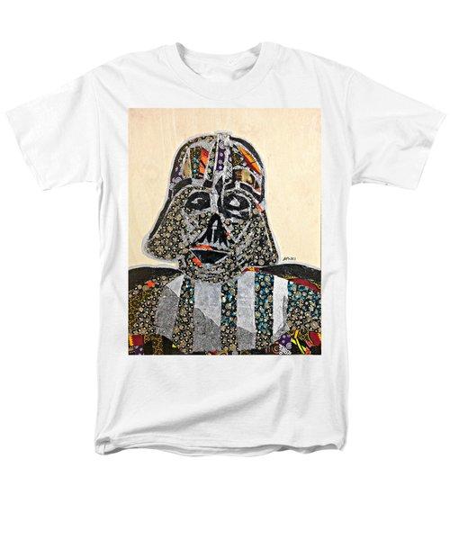 Darth Vader Star Wars Afrofuturist Collection Men's T-Shirt  (Regular Fit) by Apanaki Temitayo M