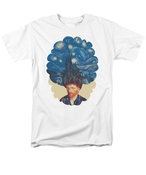 De Hairednacht Men's T-Shirt  (Regular Fit) by Mustafa Akgul