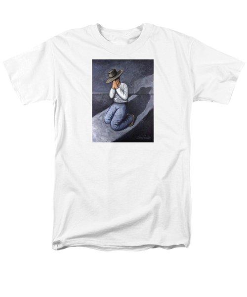 Dear God 3 Men's T-Shirt  (Regular Fit) by Lance Headlee