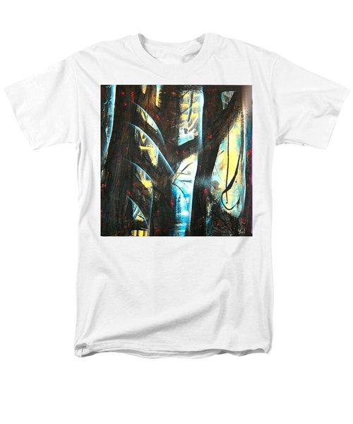 Perceptive Echo Men's T-Shirt  (Regular Fit) by Yul Olaivar