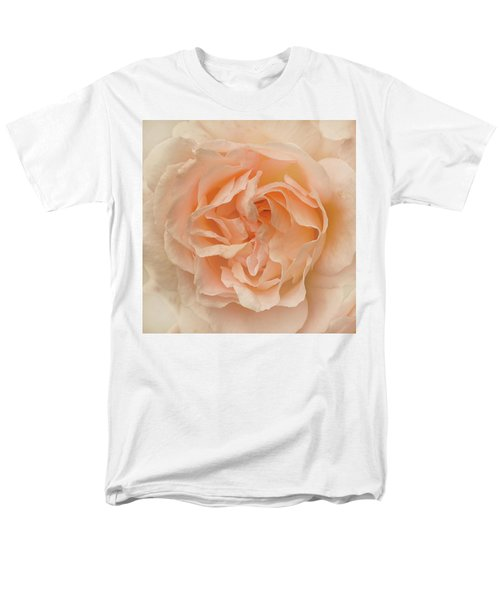 Delicate Rose Men's T-Shirt  (Regular Fit) by Jacqi Elmslie
