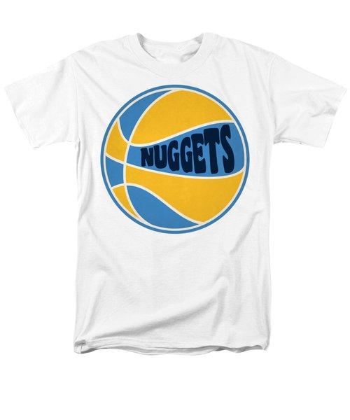 Denver Nuggets Retro Shirt Men's T-Shirt  (Regular Fit) by Joe Hamilton