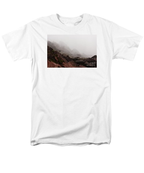 Men's T-Shirt  (Regular Fit) featuring the photograph Still Untouched By Men by Dana DiPasquale