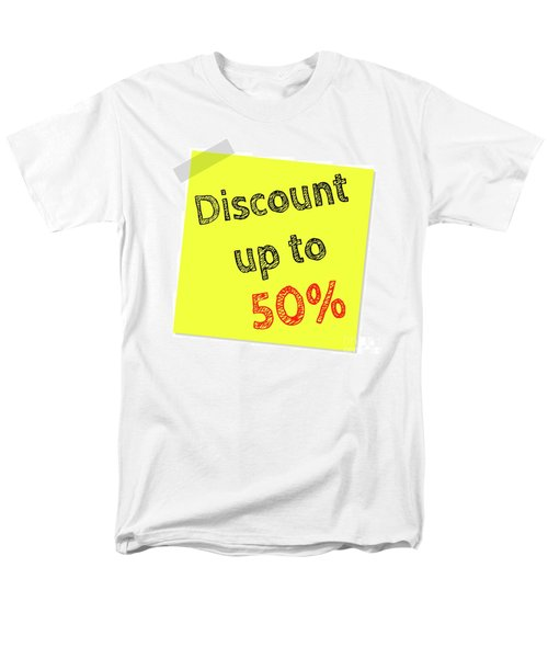 Discount Funny T-shirt Men's T-Shirt  (Regular Fit) by Esoterica Art Agency