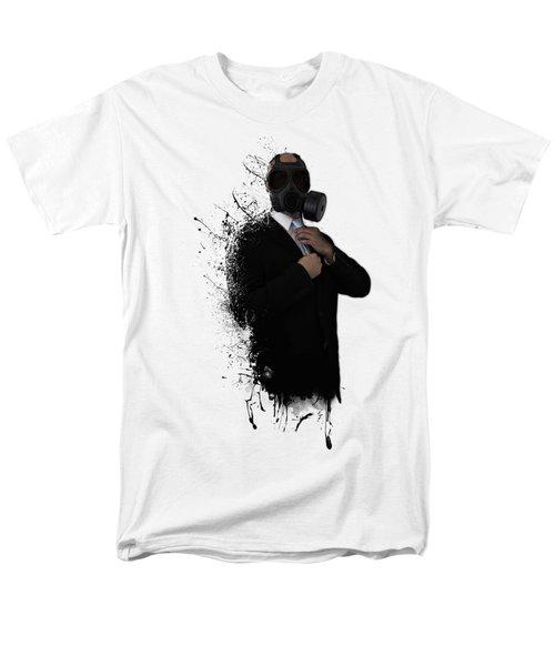 Dissolution Of Man Men's T-Shirt  (Regular Fit) by Nicklas Gustafsson
