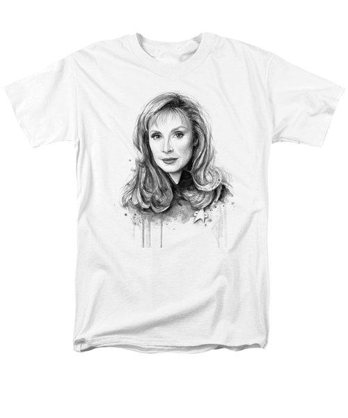 Doctor Beverly Crsuher Men's T-Shirt  (Regular Fit) by Olga Shvartsur