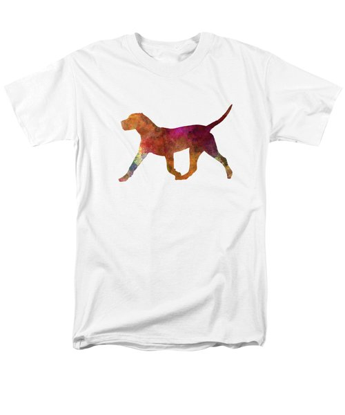 Dogo Canario In Watercolor Men's T-Shirt  (Regular Fit) by Pablo Romero