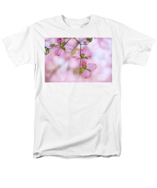 Dogwood Sunset Men's T-Shirt  (Regular Fit) by Rima Biswas
