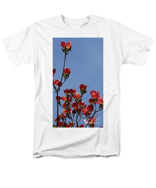 Men's T-Shirt  (Regular Fit) featuring the photograph Dogwood by Victor K
